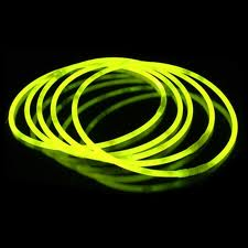 Yellow Glowsticks